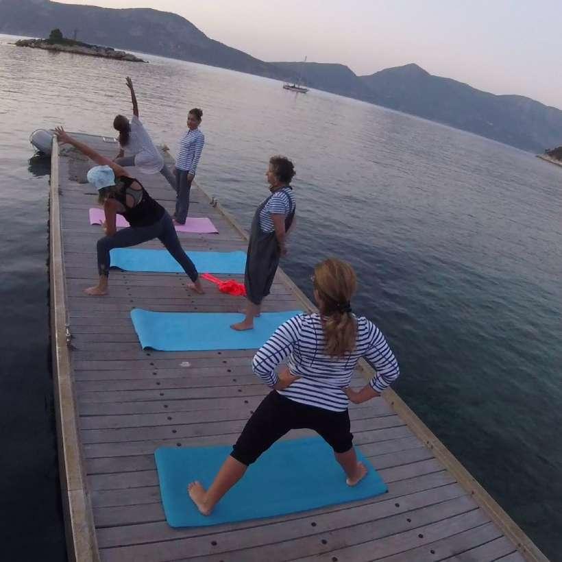 Yoga & Sailing Retreats in Croatia 2019 - Slide 4