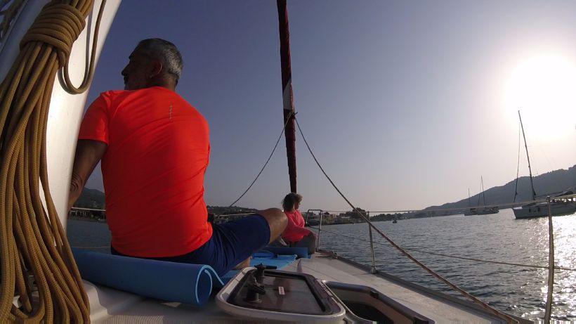 Yoga and Sailing in Croatia - photo 2