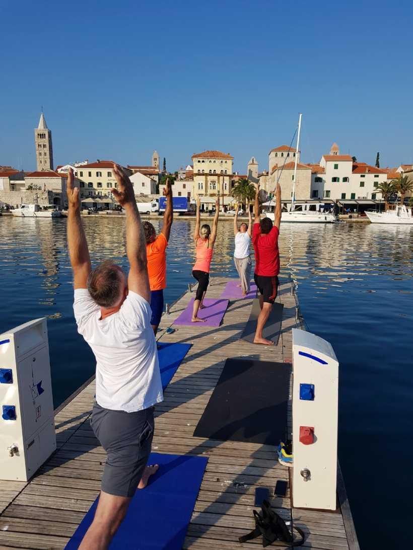 Yoga & Sailing Retreat: Ionian Sea - Slide 1