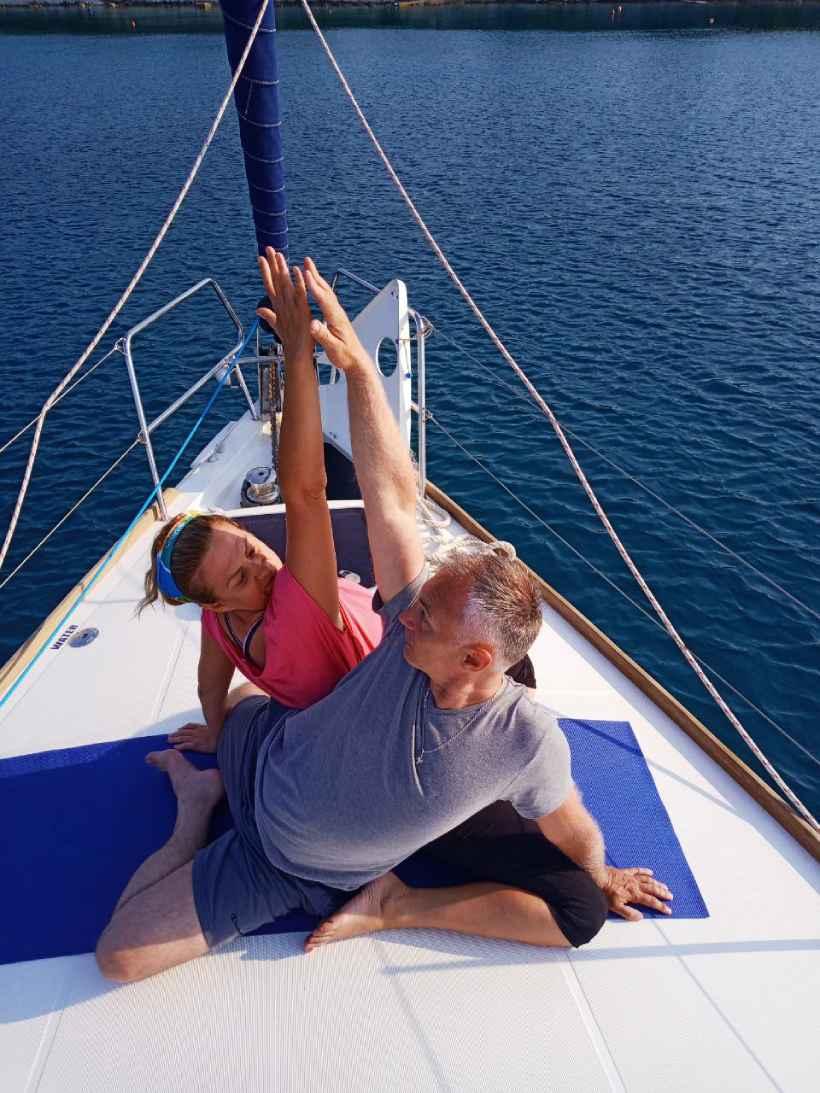 Yoga & Sailing Retreat: Ionian Sea - Slide 2