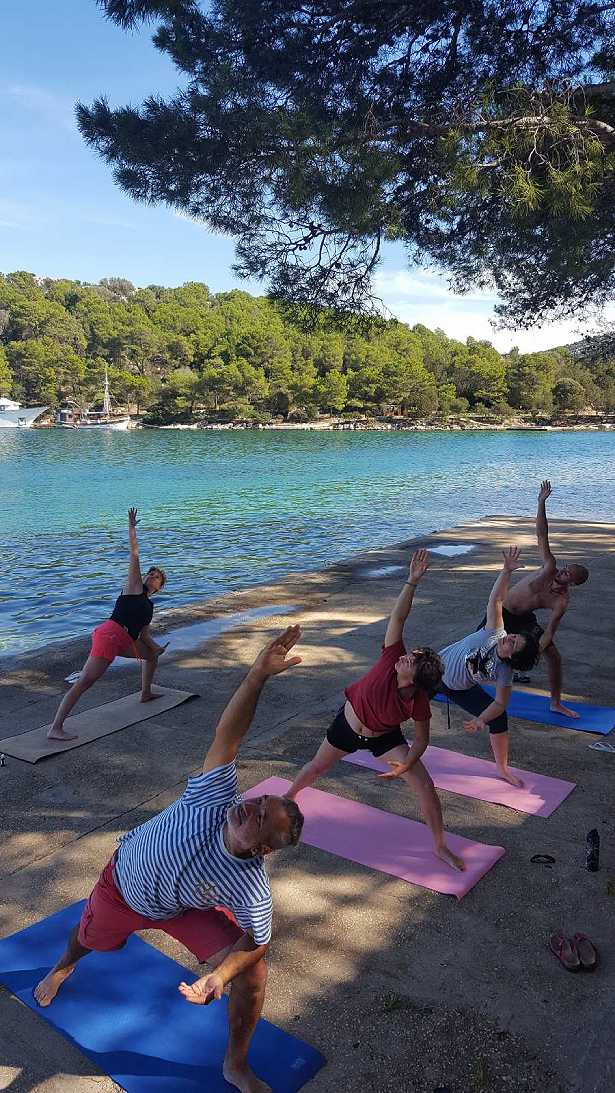 Mindfulness and Sailing Retreat: Kornati - Slide 4
