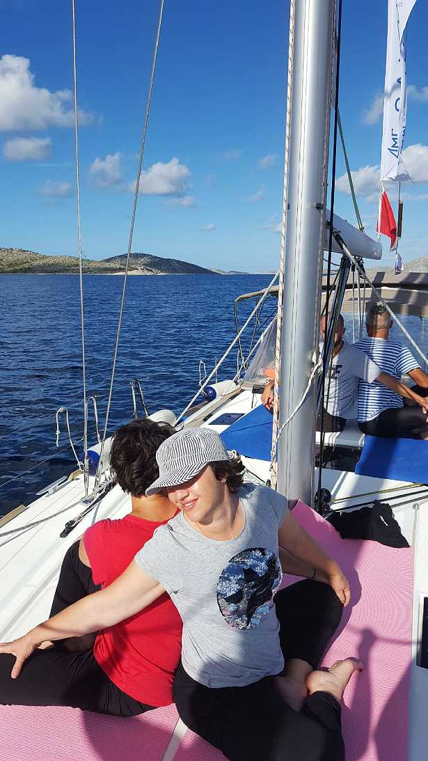 Mindfulness and Sailing Retreat: Kornati - Slide 5