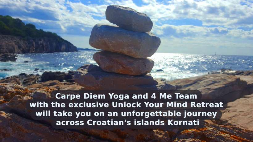 Mindfulness and Sailing Retreat: Kornati